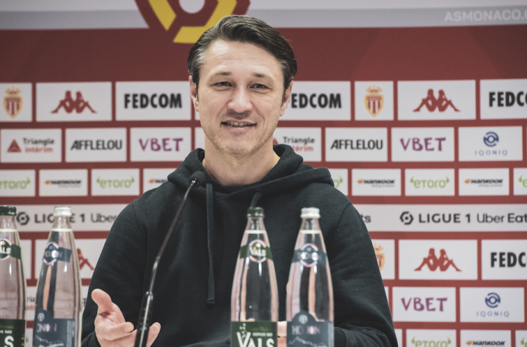 "Niko Kovac: ""Angers are a big surprise for me in this league"""