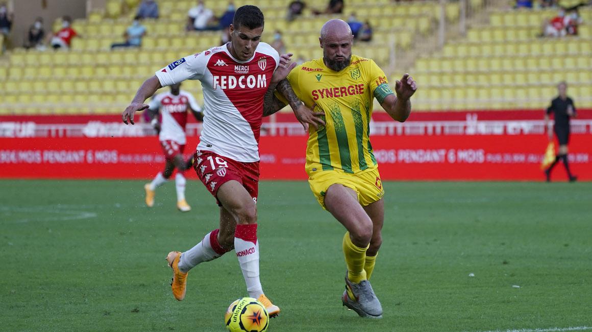 FC Nantes - AS Monaco programmé le 31 janvier à 21h