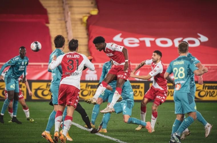 Неудержимые: «Монако» побеждает в четвертом матче подряд