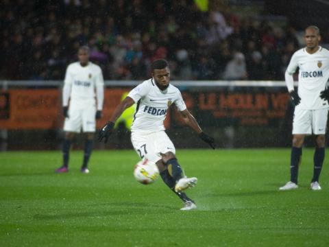 Une histoire de coups francs face à Lorient