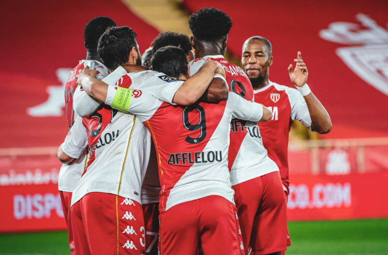AS Monaco's squad for the trip Nîmes