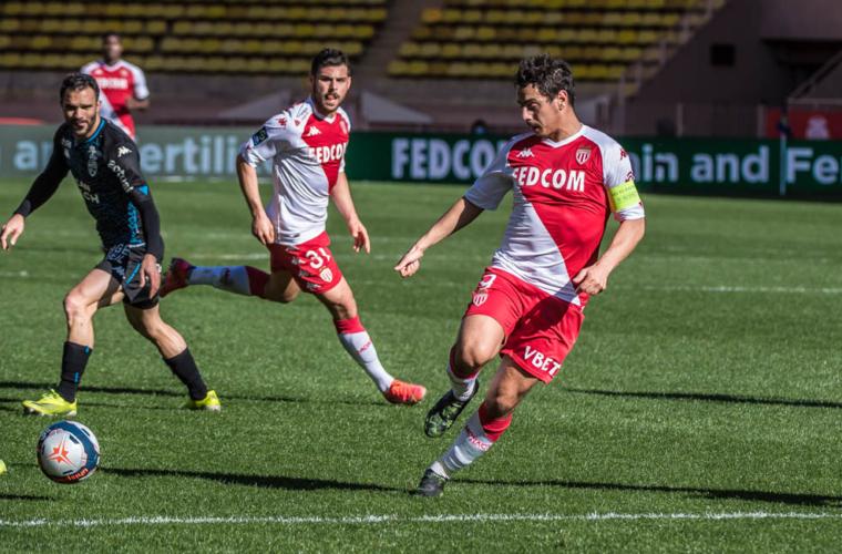 Wissam Ben Yedder, el MVP IQONIQ ante Lorient