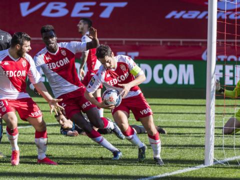 Highlights L1-J25 : AS Monaco 2-2 FC Lorient