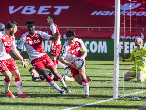 The Rouge et Blanc snatch a draw against Lorient