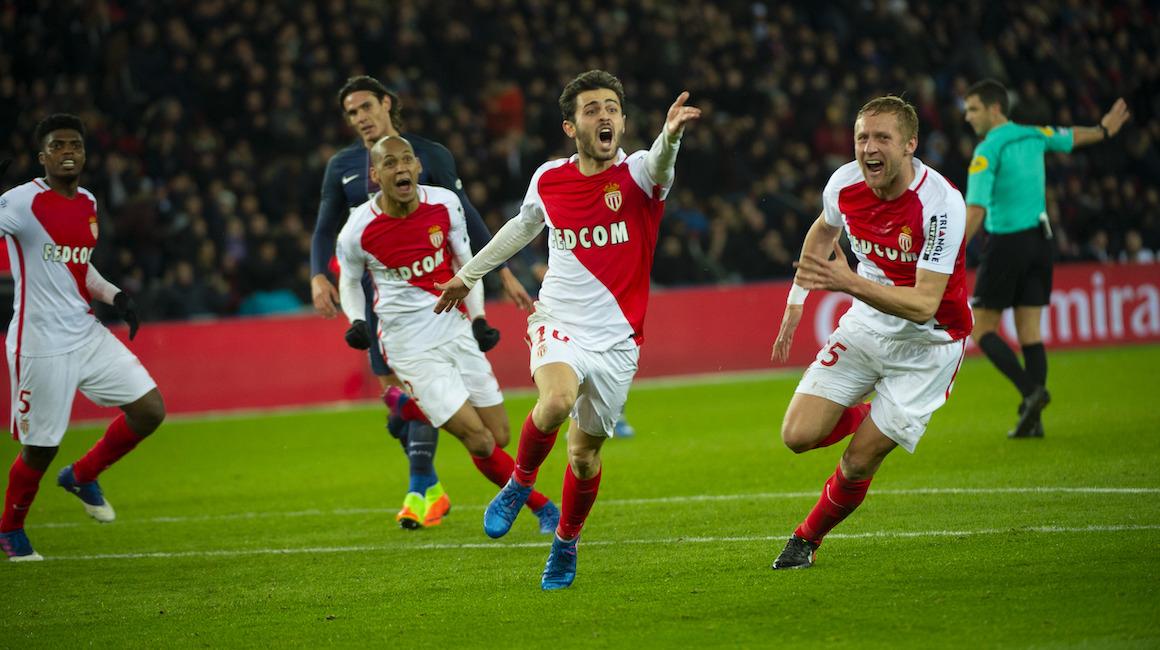 Les 3 dernières perfs' de l'AS Monaco au Parc des Princes
