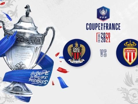 Un derby face à Nice en 16e de finale de Coupe de France