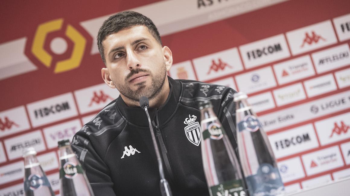 """Guillermo Maripán: """"Fico feliz em ver o entusiasmo com que treinamos"""""""