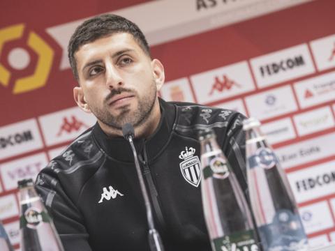 """Guillermo Maripán: """"Me pone feliz ver las ganas con las que entrenamos"""""""