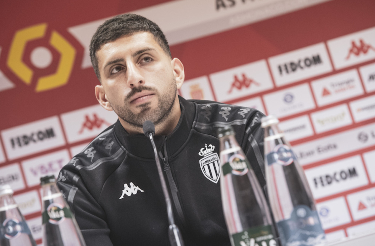 """Guillermo Maripán : """"Très plaisant d'avoir autant d'envie à l'entraînement"""""""