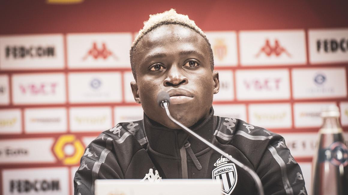 """Krépin Diatta: """"Tengo la impresión de que estaré en el club varios años"""""""