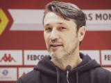 "Niko Kovac : ""Ne pas tomber dans la facilité"""