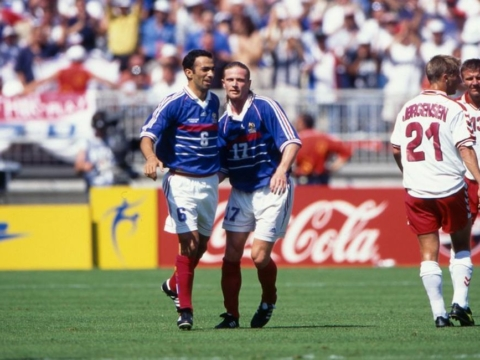 "Youri Djorkaeff: ""AS Monaco was more than a springboard for me"""