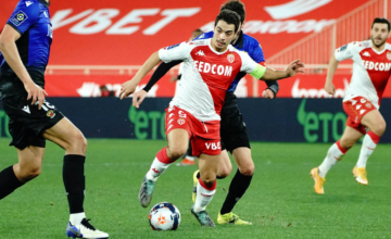 L1 : AS Monaco 2-1 OGC Nice