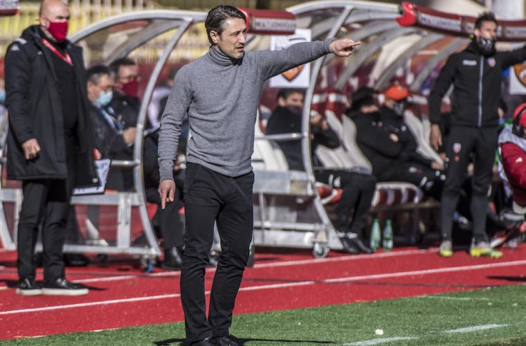"Niko Kovac : ""Nous avons encore besoin d'apprendre"""