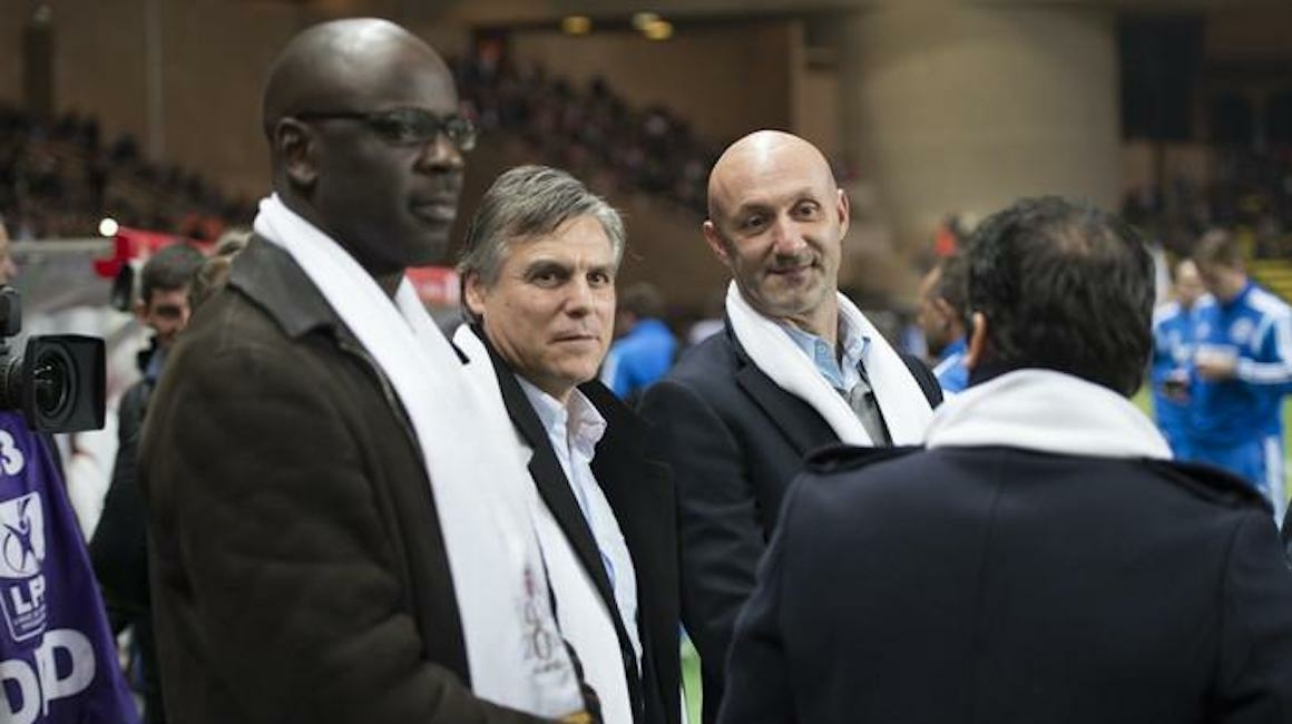 Ils ont porté le maillot de l'AS Monaco et de l'OM