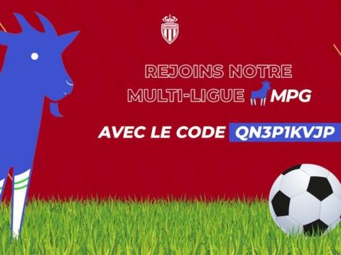 L'AS Monaco lance sa ligue sur Mon Petit Gazon