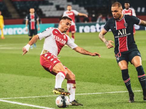 L'AS Monaco en force dans L'Équipe type de la 26e journée