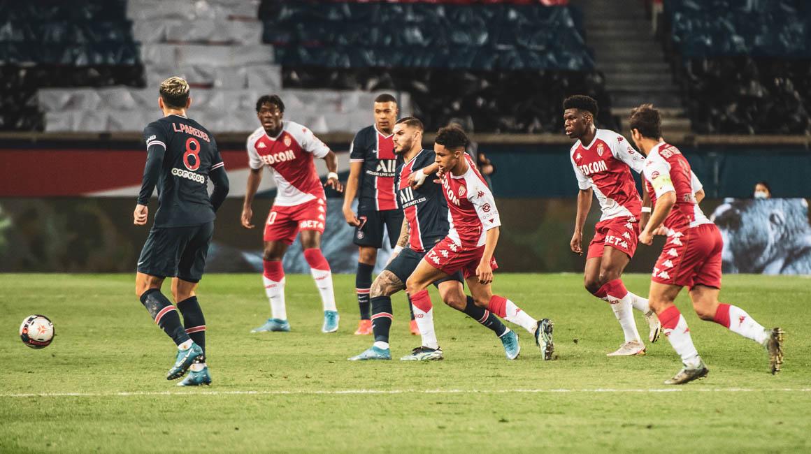 """Un AS Monaco très jeune et """"made in France"""" face au PSG"""