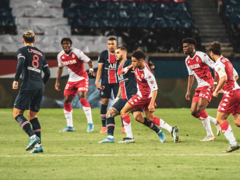 """A young AS Monaco side was """"Made in France"""" against PSG"""