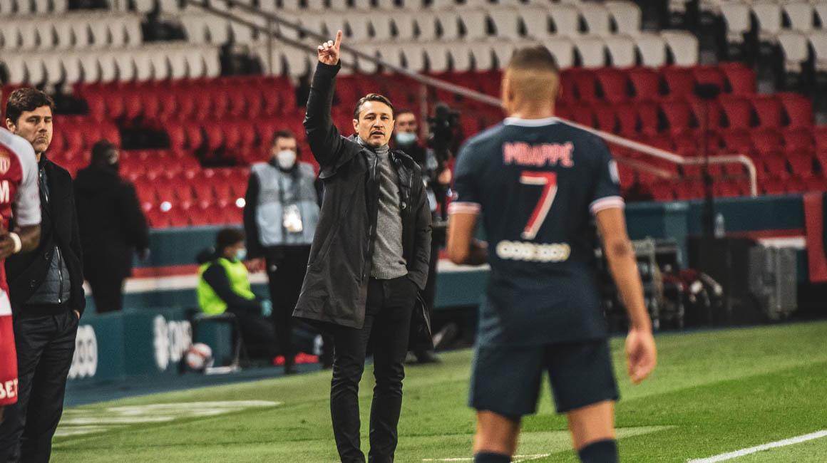 """Niko Kovac: """"Quiero felicitar a mis jugadores por este partido"""""""