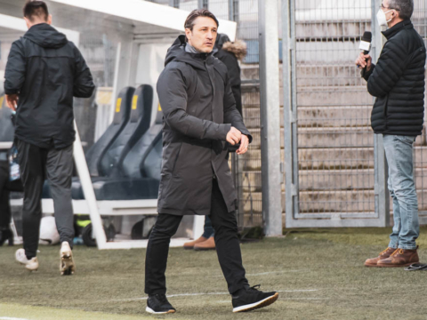 """Niko Kovac : """"Bien de donner du temps de jeu à tout le monde"""""""