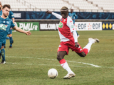 Krépin Diatta buteur en amical avec le Sénégal
