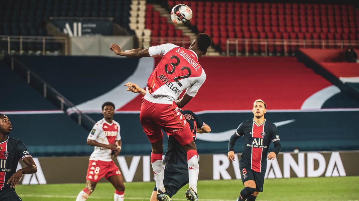 Бенуа Бадиашиль: «Рад победе и тому, что удалось не пропустить»