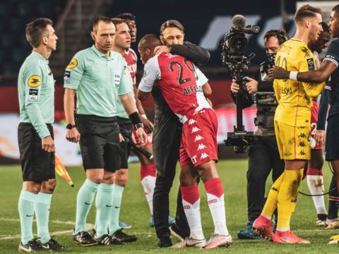 Djibril Sidibé a fêté sa 100e avec l'AS Monaco en Ligue 1