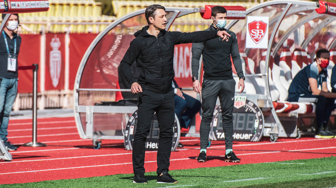 """Niko Kovac: """"I wanted to see a performance of this quality"""""""