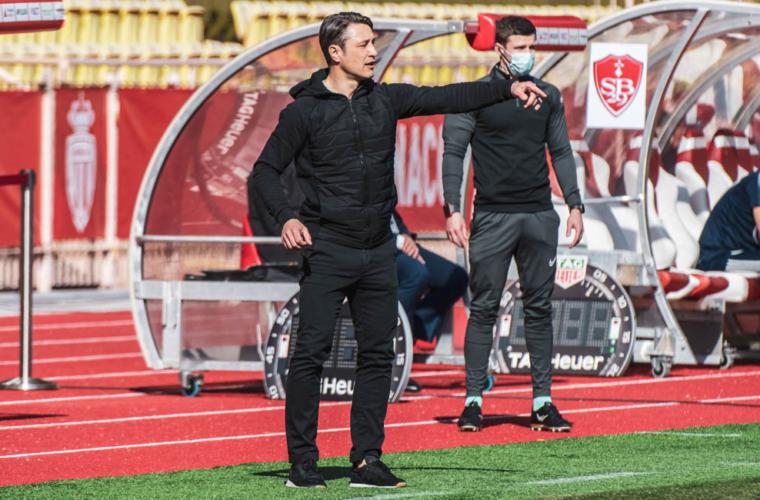 """Niko Kovac: """"Eu queria ver uma performance desta qualidade"""""""
