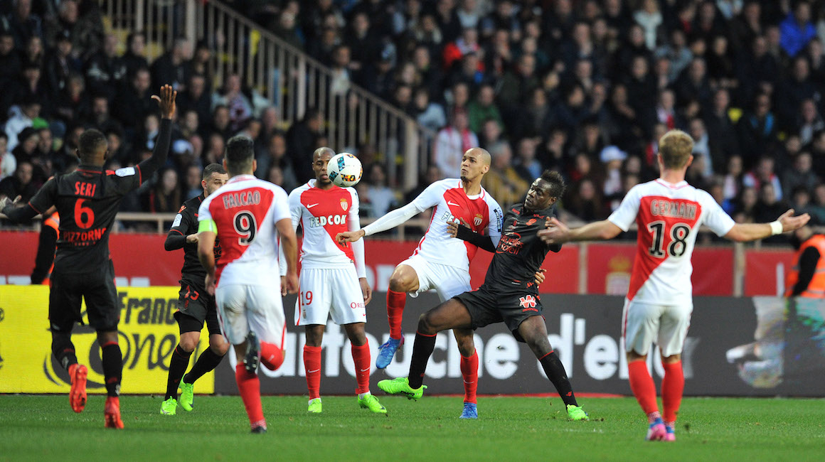 Le jour où l'AS Monaco remportait le Derby 3-0
