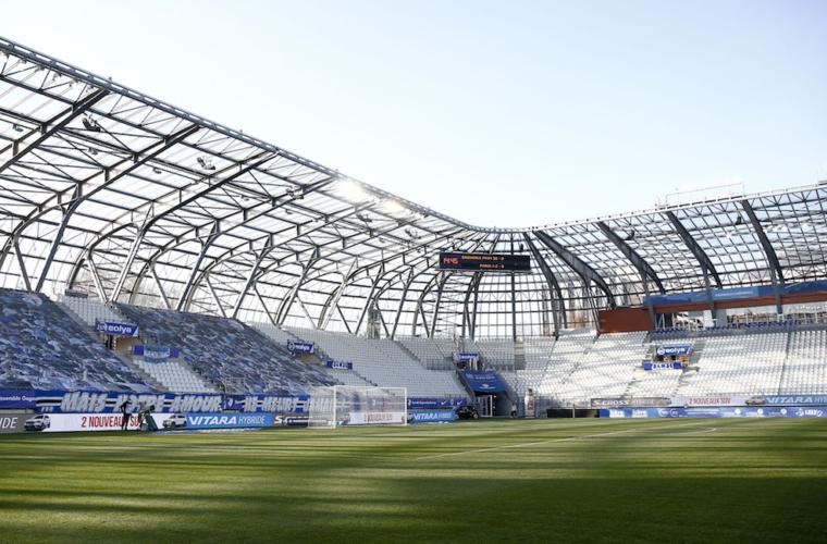 Jour de 32e de finale de Coupe de France face à Grenoble