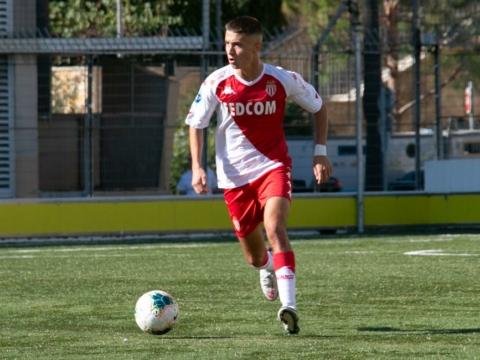 Dejan Kuzmanovic sélectionné avec les U17 de la Serbie