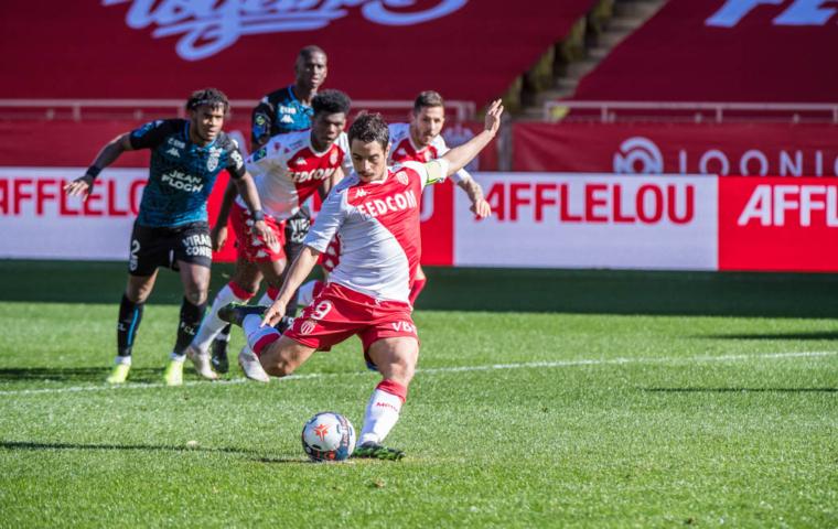 L1 : AS Monaco 2-2 FC Lorient