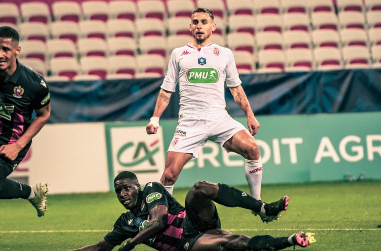 CDF : OGC Nice 0-2 AS Monaco