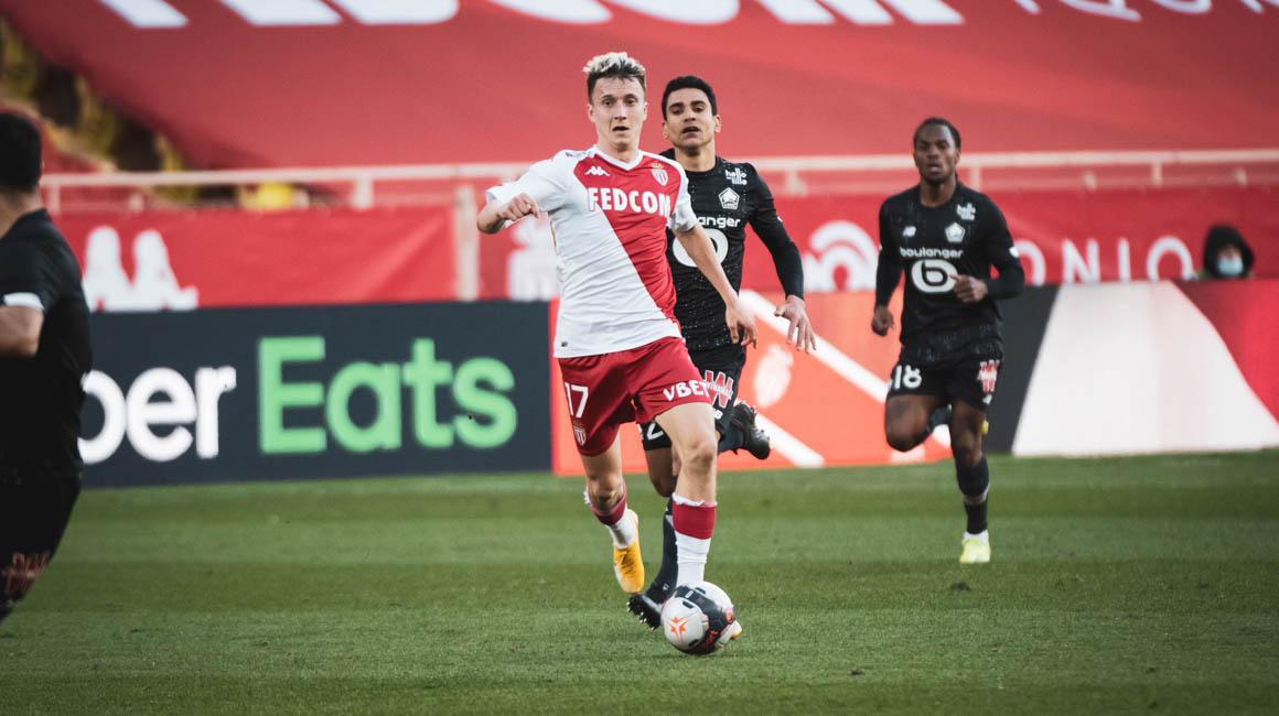 AS Monaco go toe-to-toe with LOSC