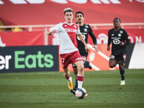 El AS Monaco empató con LOSC
