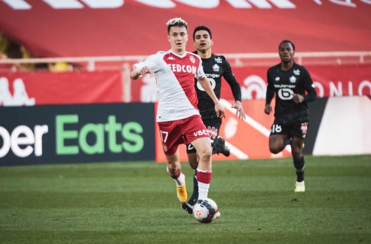 L'AS Monaco tient tête au LOSC