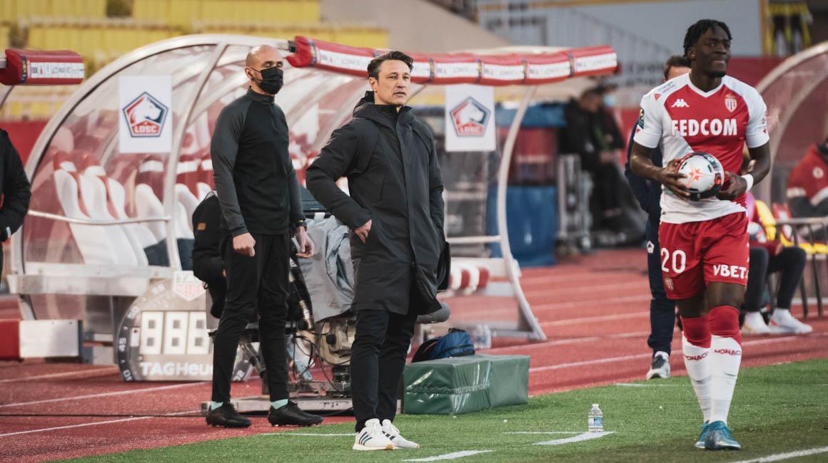 As reações de Niko Kovac e Benjamin Lecomte