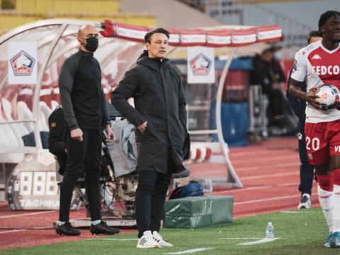 Niko Kovac y Benjamin Lecomte hablaron tras el empate ante LOSC