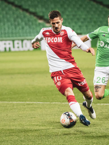 L1 : Saint-Étienne 0-4 AS Monaco