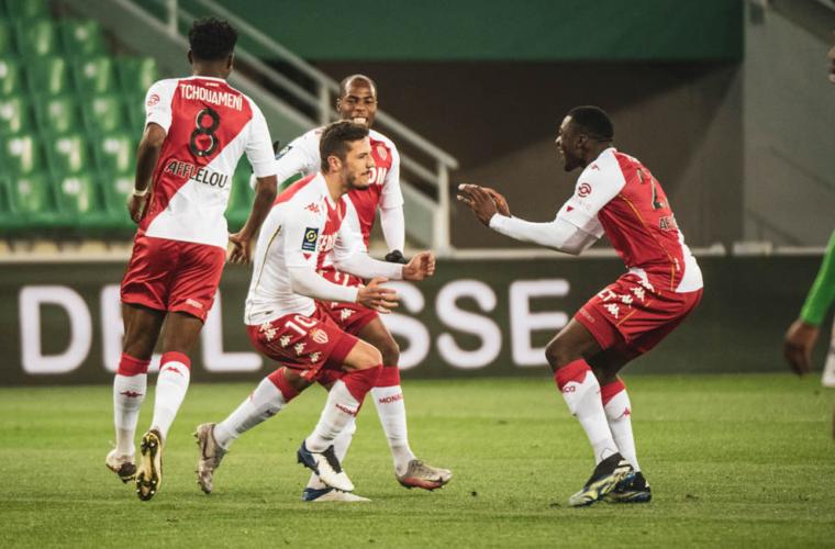 10 números que comprovam que o AS Monaco é a melhor equipe em 2021