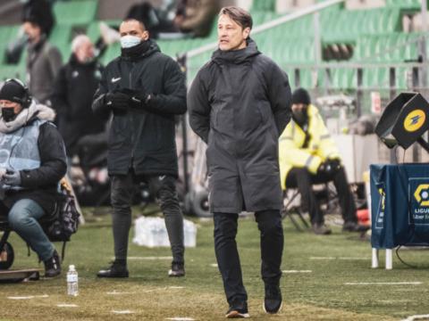 Niko Kovac y Stevan Jovetić hablaron tras el triunfo