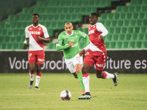 AS Monaco - Saint-Etienne programmé le mercredi 22 septembre à 19h