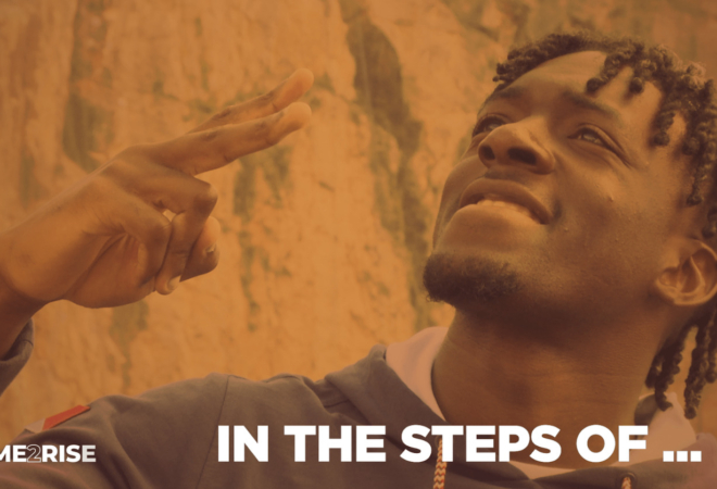In the steps of Axel Disasi – Time2Rise