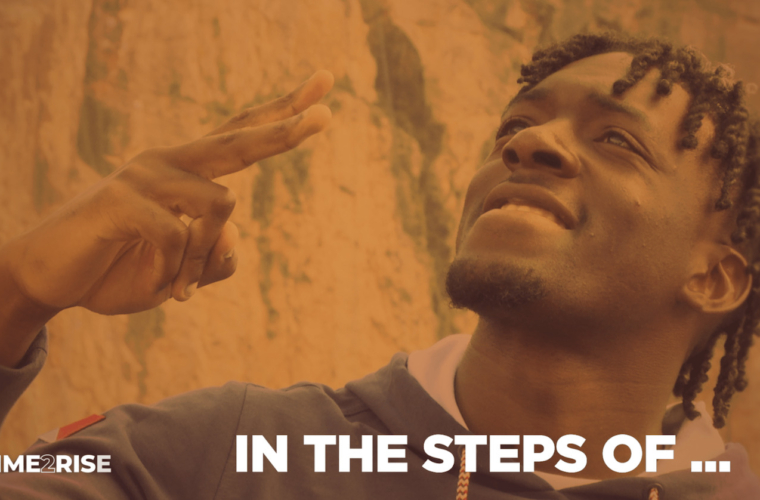 In the steps of Axel Disasi - Time2Rise