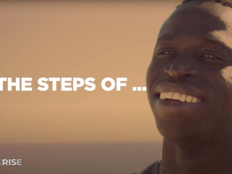 #Time2Rise : À la découverte de Krépin Diatta