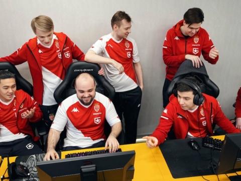 AS Monaco Gambit выступит на сингапурском Major по Dota 2