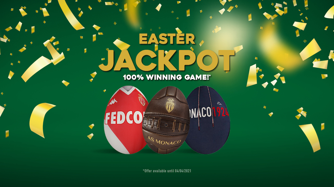 Try your luck with our Easter game!