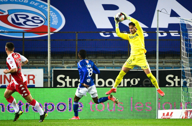 Benjamin Lecomte élu MVP by IQONIQ face à Strasbourg